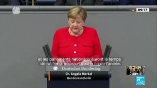 2020-06-19 11:01 Sommet européen : début des discussions sur un plan de relance historique