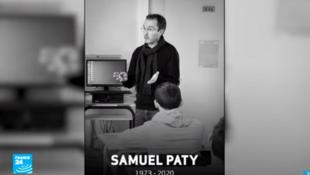 المدرس الضحية صامويل باتي