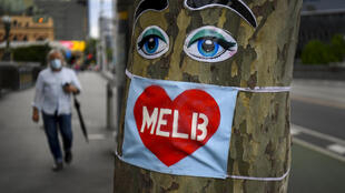 The state of Victoria recorded just two new coronavirus infections over the previous 24 hours, signalling a major step toward reopening Melbourne, the country's second biggest city, after months of lockdown