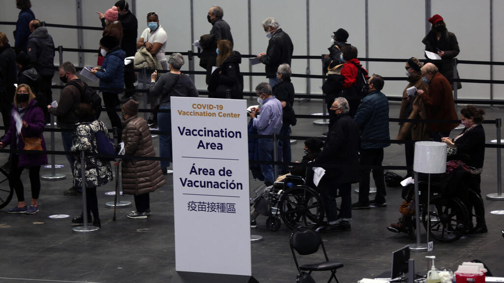 Half of US adults now inoculated with at least one Covid-19 vaccine dose