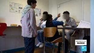 2020-05-07 22:07 Covid-19 en France : La difficile mission des éducateurs jeunesse