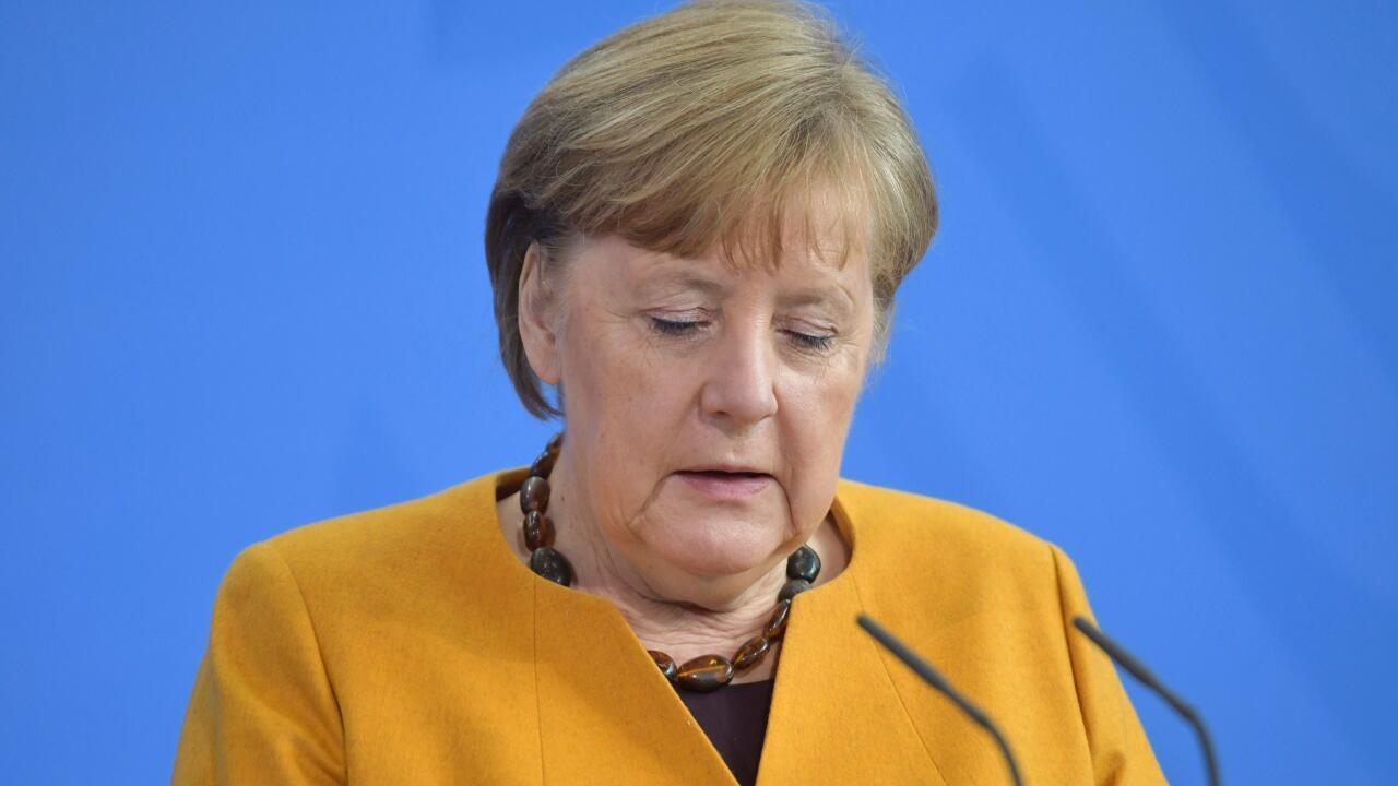 Merkel 24 mars 2021