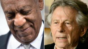 Bill Cosby et Roman Polanski