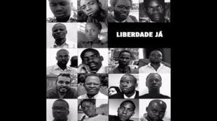 Les 17 opposants libérés mercredi 29 juin 2016 appartiennent au Mouvement révolutionnaire pour l'Angola qui réclame le départ du président José Eduardo dos Santos, au pouvoir depuis 1979.