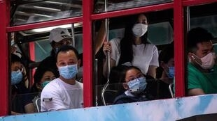 Hong Kong has made face masks compulsory on public transport as it battles a fresh coronavirus outbreak