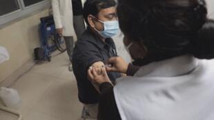 Access Asia India vaccine
