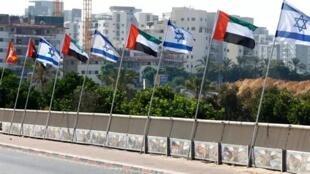 diplomatie israel emirates