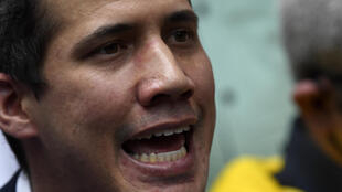 Opposition leader Juan Guaido, pictured in June 2020, believes that a Joe Biden administration in the US would still support his challenge to Venezuelan president Nicolas Maduro