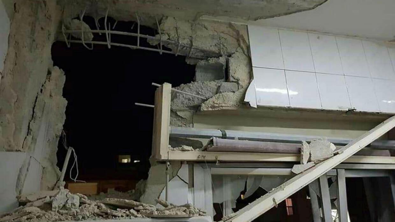 'Wide-scale' Israeli strikes hit targets in Syria
