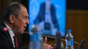 Russia is a long-time supporter of Syrian President Bashar al-Assad and Foreign Minister Sergei Lavrov said the future of the Kurds could be secured under the Damascus regime