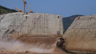 Barrage Nil