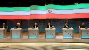 Avant le scrutin qui aura lieu le 19 mai, trois débats télévisés sont prévus entre les six candidats. Il s'agissait, vendredi, du premier.