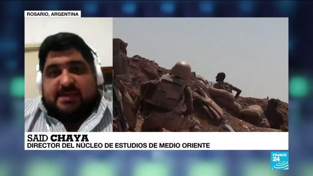 """2021-03-26 13:38 Said Chaya: """"La situación no cambia en Yemen por la tensión creciente entre Irán y Arabia Saudita"""""""