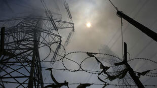 Une centrale électrique en Grèce.