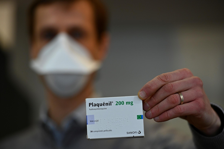L'hydroxychloroquine, que Sanofi vend sous la marque Plaquenil,  est à l'étude dans le monde entier comme des armes potentielles dans la lutte contre le coronavirus.
