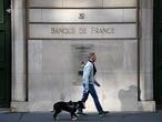 French economy enters recession with 6% drop in first quarter, its worst since 1945