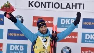 martin fourcade biathlon
