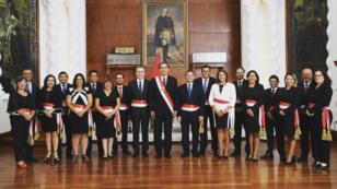 Así quedó conformado el nuevo gabinete ministerial peruano.