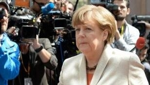 المستشارة الألمانية أنغيلا ميركل