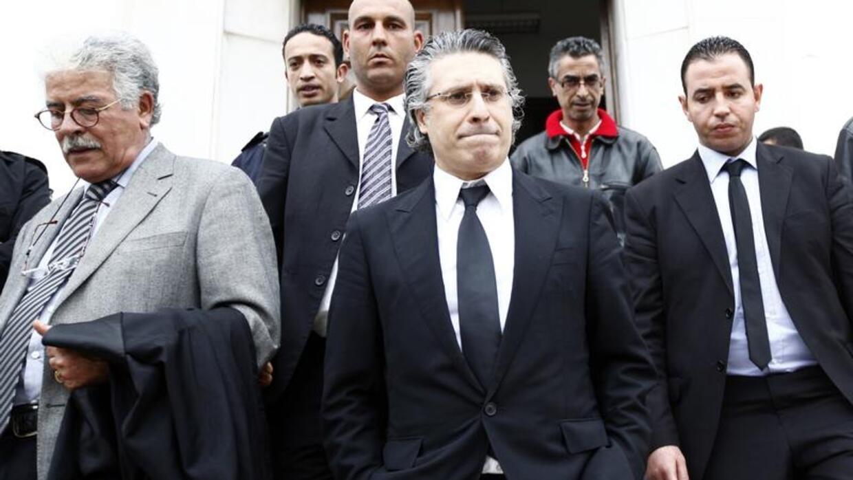 ما الذي نعرفه عن الملف القضائي للمرشح لرئاسة تونس نبيل القروي؟