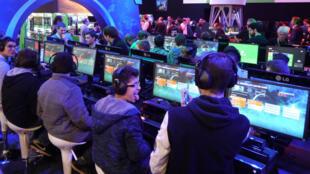 La cinquième édition de la Paris Games Week se tient du 29 octobre au 2 novembre à Paris.