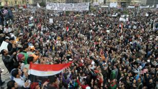 La place Tahrir, au Caire, a été l'épicentre de la révolution de 2011.