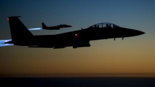 Le 7 février, les forces aériennes américaines ont utilisé des jets d'attaque F-15E pour frapper des forces pro-gouvernementales dans la région de Deir Ezzor, dans l'Est de la Syrie.