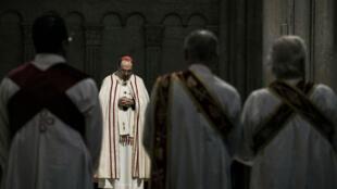 Le cardinal Barbarin est accusé d'avoir couvert les agissements pédophiles de plusieurs prêtres.