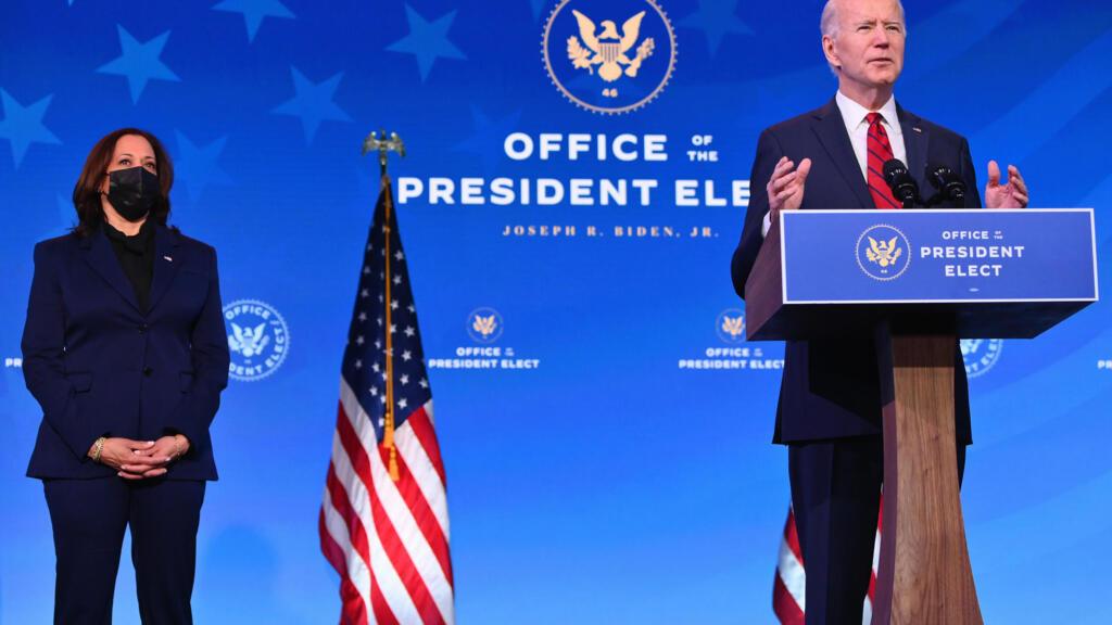 Joe Biden prendra dès son investiture 17 mesures pour effacer le bilan de Donald Trump