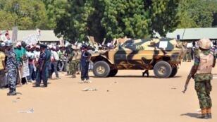 L'armée nigériane a libéré la ville de Dikwa, dans le nord-est du Nigeria.