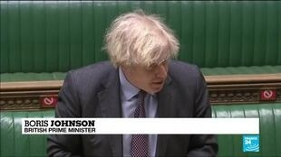 2021-02-22 17:04 Cautious but irreversible: Johnson sets out England's lockdown exit plan