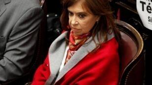 La expresidenta argentina Cristina Fernández de Kirchner es indagada en una docena de causas por supuesta corrupción.