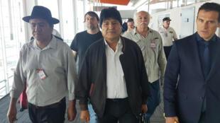 Evo-Morales-llega-a-Argentina-EFE