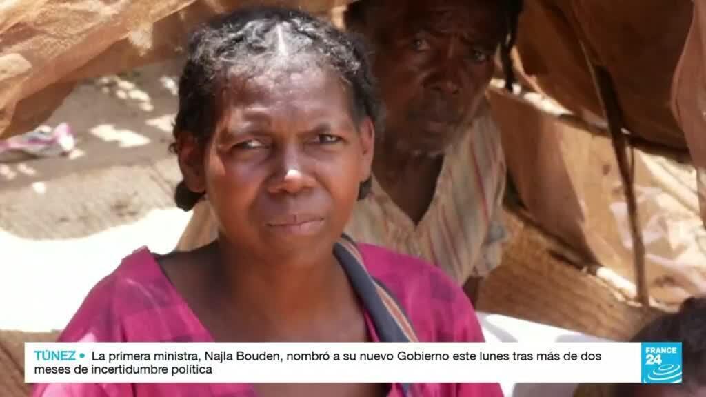 2021-10-11 22:40 Ante la peor sequía en décadas, habitantes de Madagascar necesitan ayuda alimentaria de emergencia