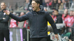 Kovac was sacked by Bayern last year after a 5-1 thrashing by Eintracht Frankfurt, another of his former clubs
