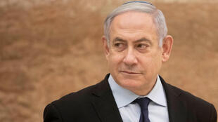 Benjamin Netanyahu on December 22, in Jerusalem.