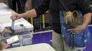 Les bureaux de vote sont ouverts en France métropolitaine jusque 20h.