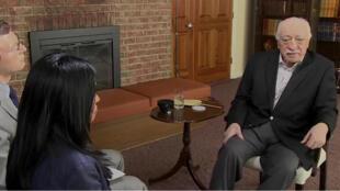 Exilé aux États-Unis, le prédicateur turc Fethullah Gülen a accordé un entretien exclusif à France 24.