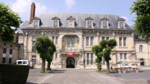 Le château de Villers-Cotterêts, dans l'Aisne.