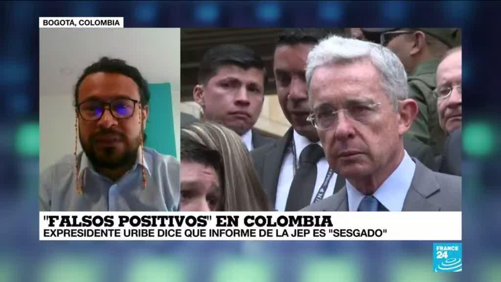 """2021-02-19 13:40 Germán Romero: """"Uribe y Santos tienen responsabilidad en la forma en la que orientaron al Ejército"""""""