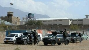 The blast near the Pul-e-Charkhi prison in Kabul, seen here in a file picture, killed at least seven people