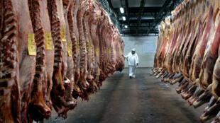 L'accord permettra au Mercosur d'exporter chaque année 99000tonnes de viande bovine en Europe sans droit de douane.