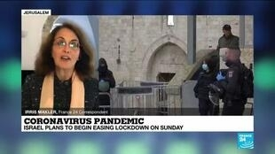 2021-02-05 14:13 Israel plans to begin easing lockdown on Sunday despite spike in Covid-19 cases