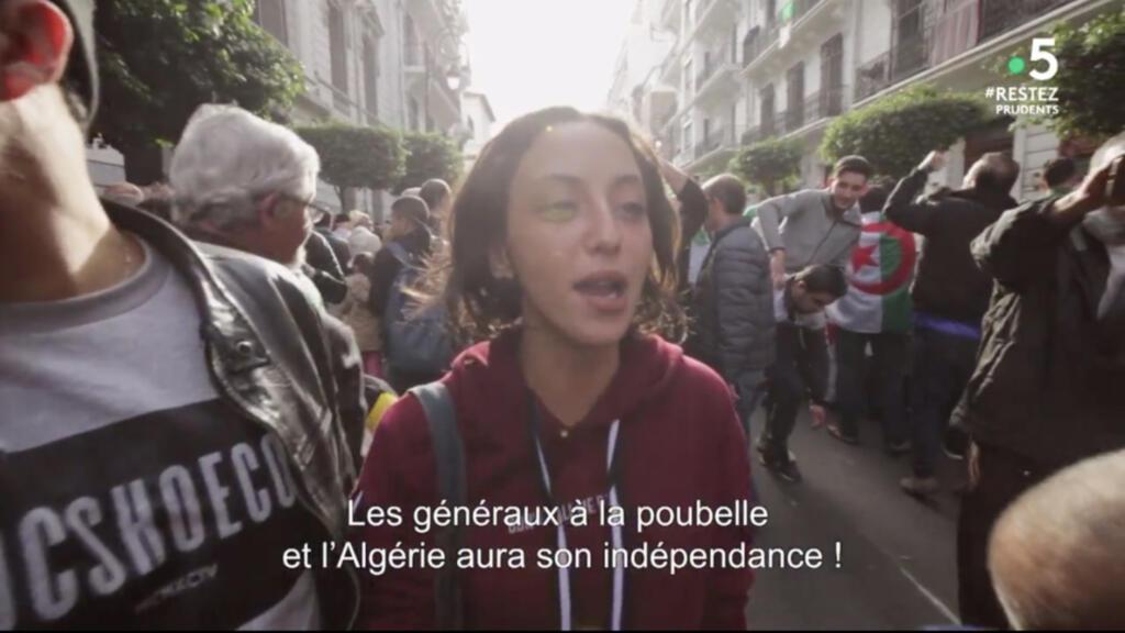"""L'Algérie rappelle son ambassadeur en France après la diffusion de documentaires sur le """"Hirak"""""""