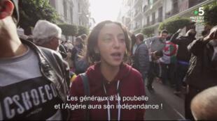 Documentaire Algérie Hirak