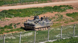 """المنطقة الآمنة ستكون بطول 98 كلم وعرض 45 كلم تحرسها مجموعات من """"الجيش الحر"""""""