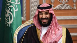 """Le prince Mohammed Ben Salmane a qualifié jeudi 23 novembre le dirigeant iranien Ali Khamenei de """"nouvel Hitler""""."""