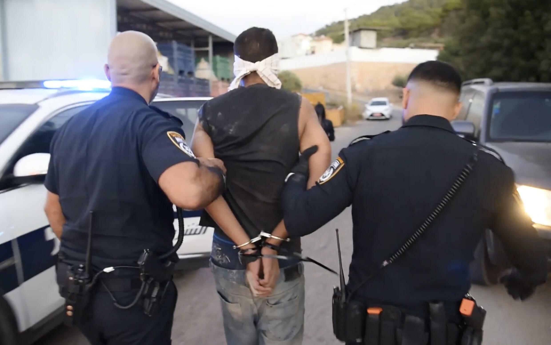 Arrest of Zakaria Zubeidi
