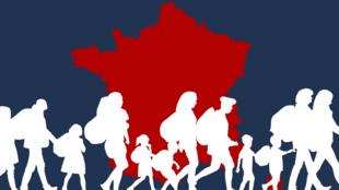 En 2016, près de 230.000 titres de séjour ont été délivrés en France