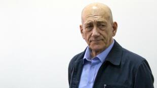 Ehoud Olmert est le premier ex-Premier ministre israélien à purger une peine de prison ferme.